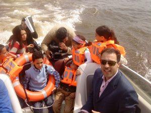 ama-american maritime academy - yasser al mosalamy الأكاديمية الأمريكية لليخوت - ياسر المسلمي