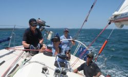 1-Basic Keelboat Sailing ASA 101